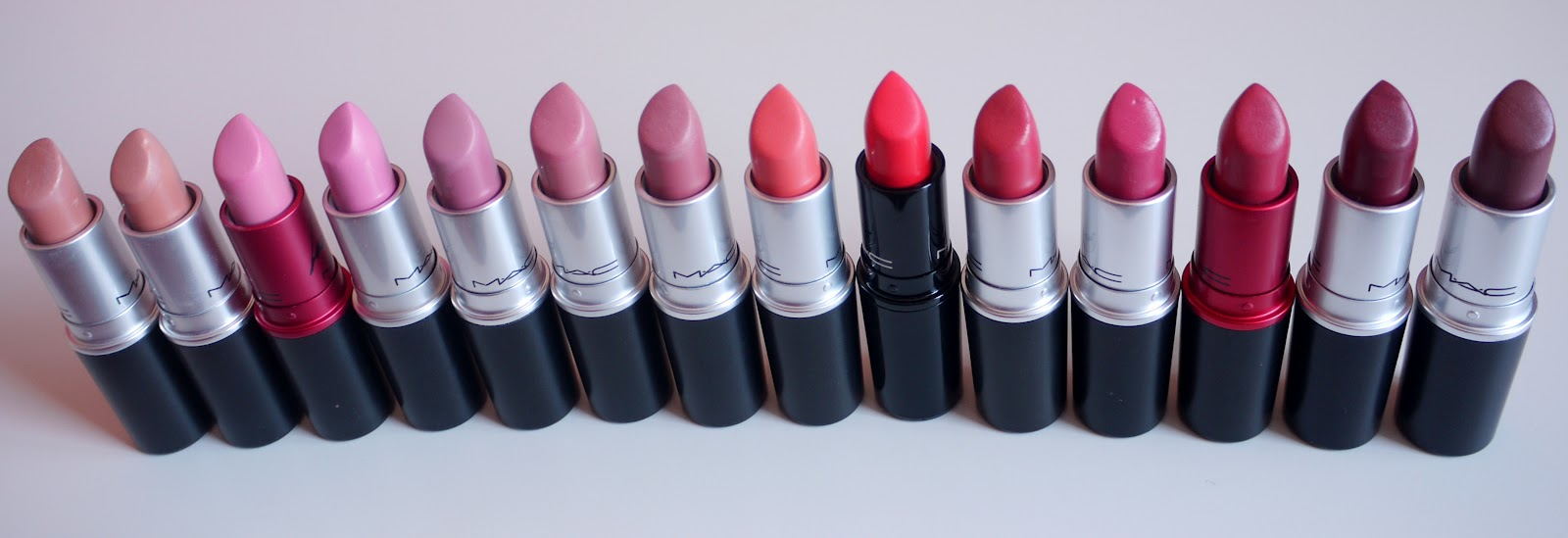 Rouges à lèvre MAC