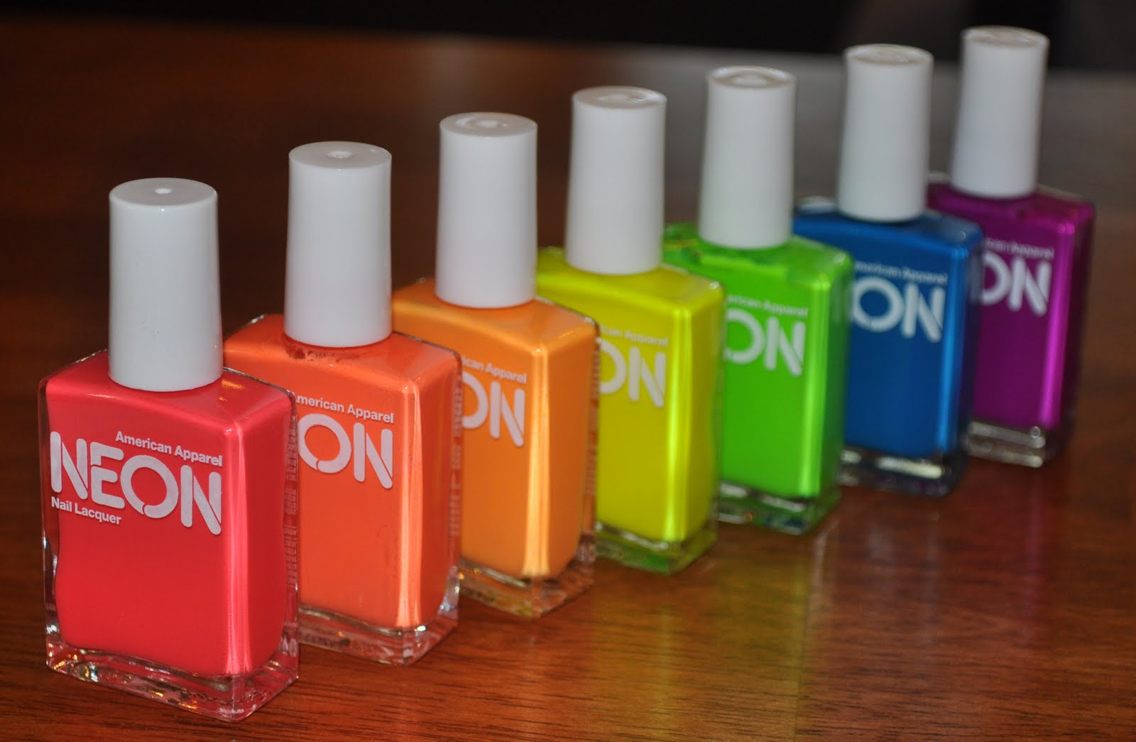Vernis à ongles Neon by American Apparel