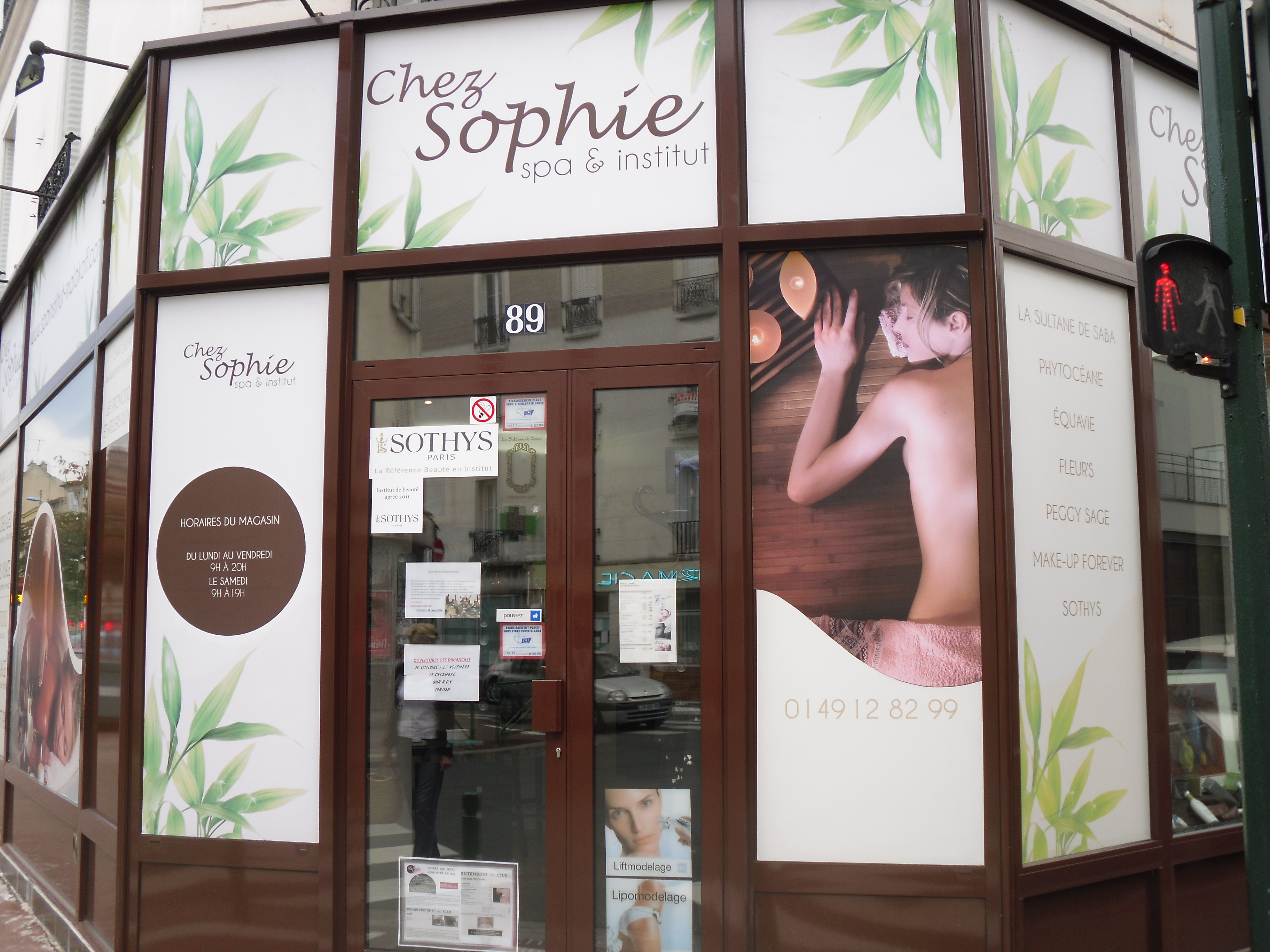 Chez Sophie à Malakoff