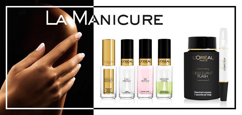 Manicure l'Oréal