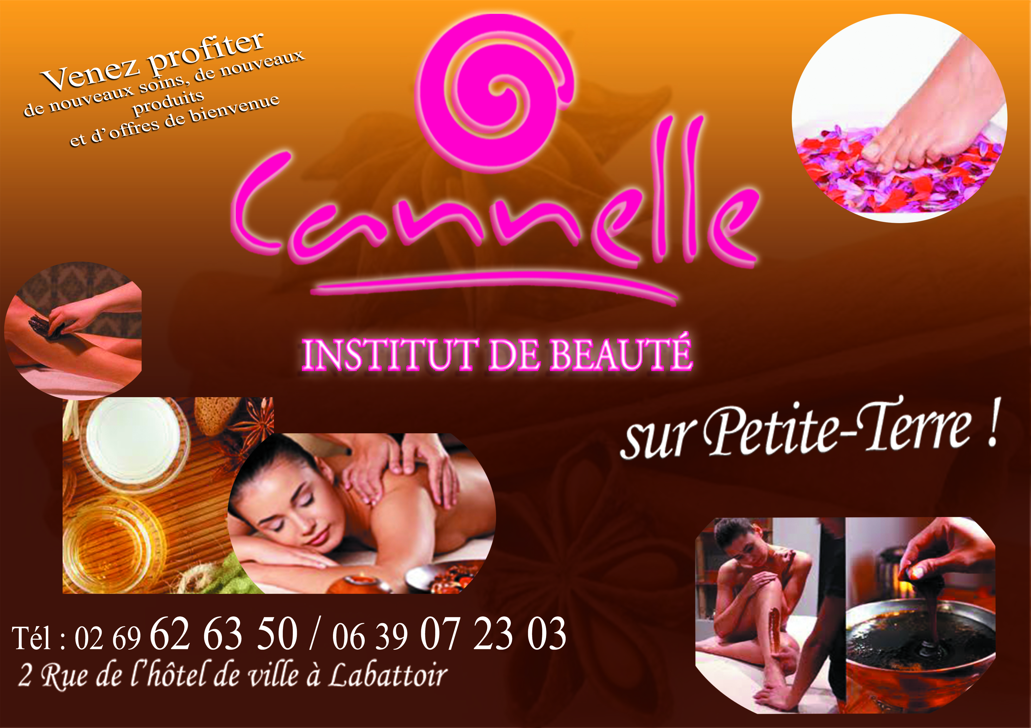 Cannelle Petite terre