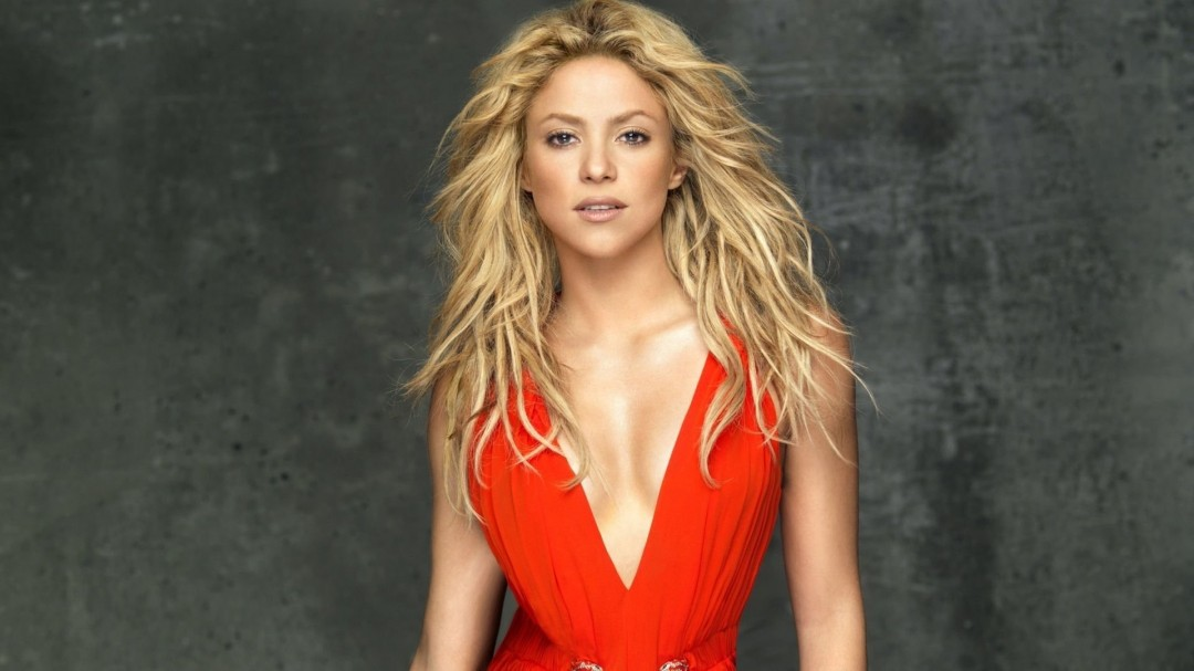 Shakira secret beauté