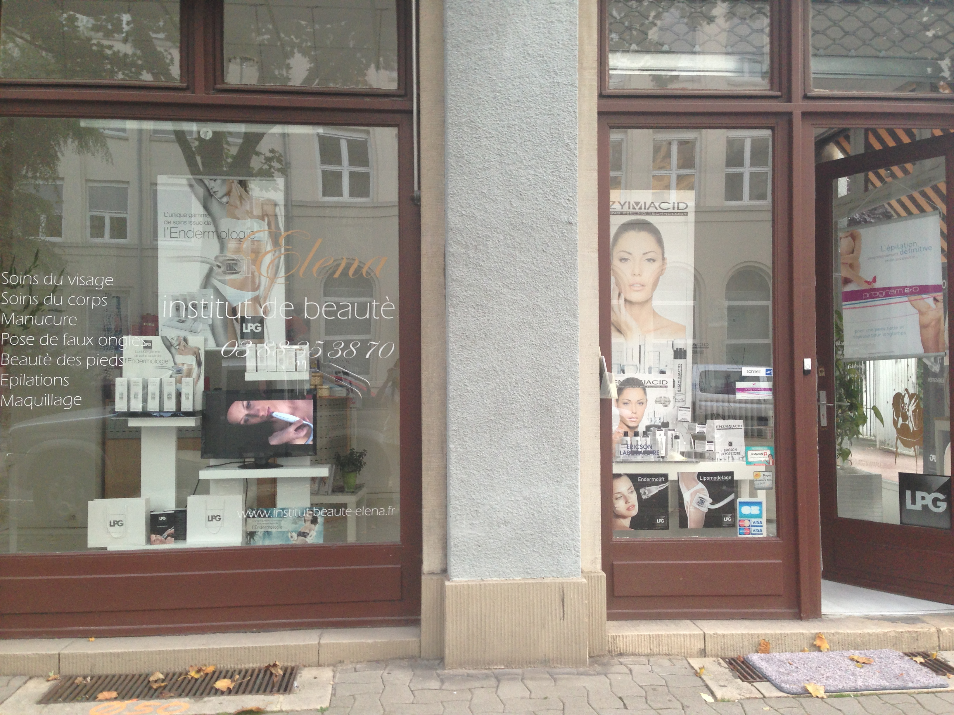 Institut De Beauté Elena à Strasbourg