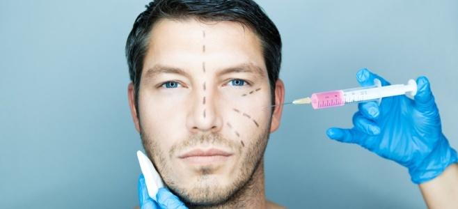 Chirurgie esthétique hommes